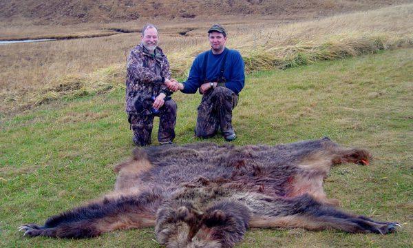 Olga Creek Lodge Alaska Hunting3