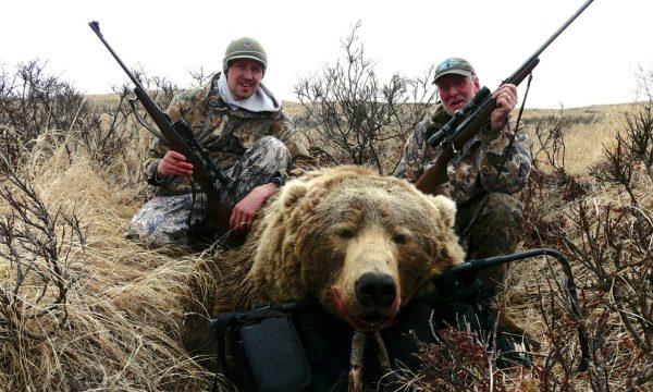 Olga Creek Lodge Alaska Hunting9